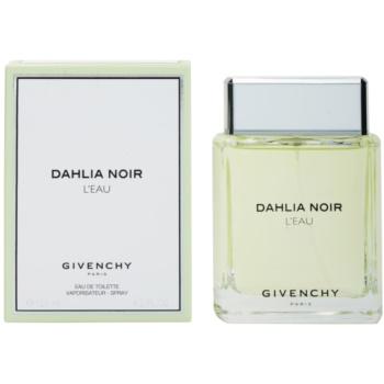 Givenchy Dahlia Noir L´Eau Eau de Toilette pentru femei 125 ml