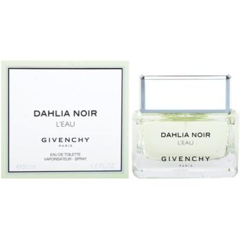 Givenchy Dahlia Noir L´Eau Eau de Toilette pentru femei 50 ml