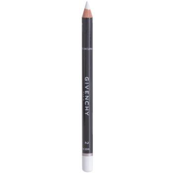 Givenchy Magic Khol tužka na oči odstín 02 White 1,1 g
