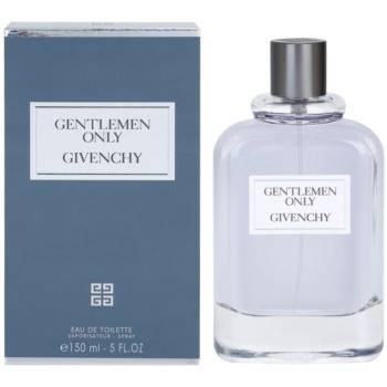 Givenchy Gentlemen Only eau de toilette pentru barbati 150 ml