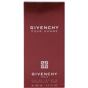 Givenchy Pour Homme тоалетна вода за мъже 4