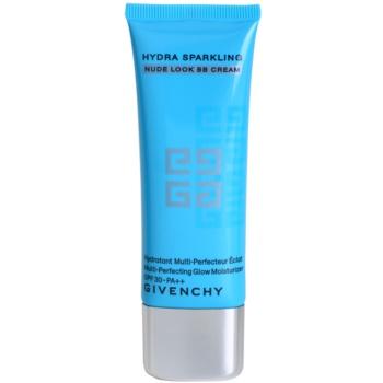 Fotografie Givenchy Hydra Sparkling BB krém s hydratačním účinkem odstín 01 Light Beige SPF 30 40 ml