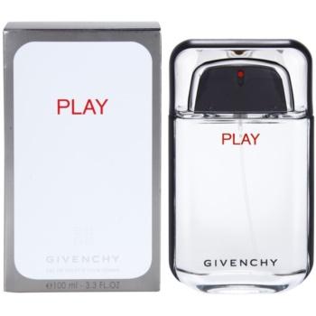 Fotografie Givenchy Play toaletní voda pro muže 100 ml
