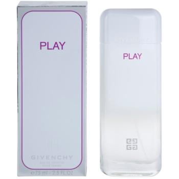 Givenchy Play for Her toaletní voda pro ženy 75 ml