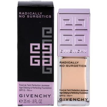 Givenchy Radically No Surgetics омолоджуючий тональний крем 2
