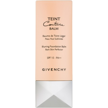 Givenchy Teint Couture make-up cu textura usoara SPF 15