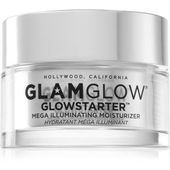 Glam Glow GlowStarter crema tonica radianta cu efect de hidratare culoare Nude Glow 50 ml
