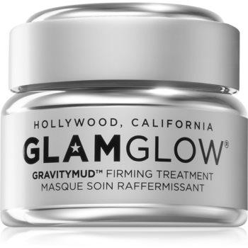 Glamglow GravityMud #GlitterMask mască exfoliantă cu efect de întărire