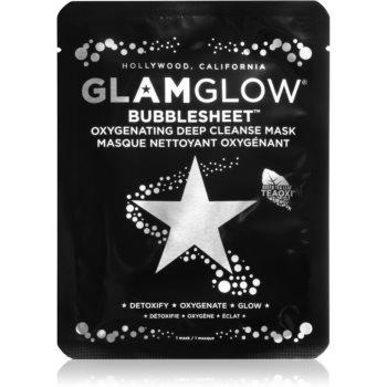 Glamglow Bubblesheet masca pentru curatare profunda