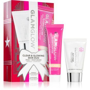 Glamglow Clear & Glowing Skin Duo set de cosmetice pentru femei