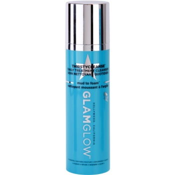 Glam Glow Thirsty Cleanse spuma de curatare cu efect de hidratare