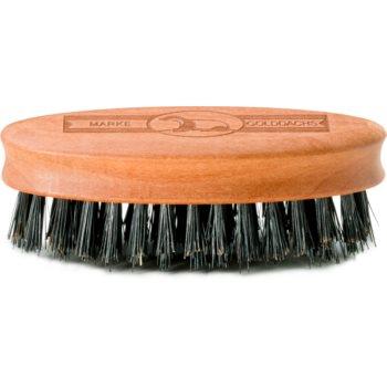 Golddachs Beards perie pentru barba medium imagine