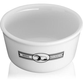 Golddachs Bowl bol de porțelan pentru produse de bărbierit