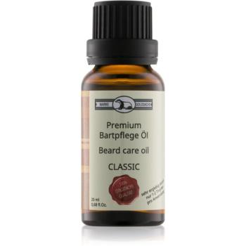 Golddachs Beards ulei pentru barbă și mustață  20 ml