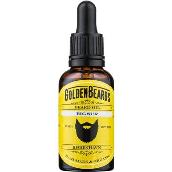 Golden Beards Big Sur ulei pentru barba  30 ml