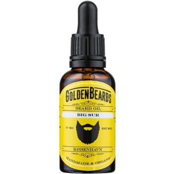 Golden Beards Big Sur Bartöl 30 ml