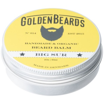 Golden Beards Big Sur balsam pentru barba  60 ml