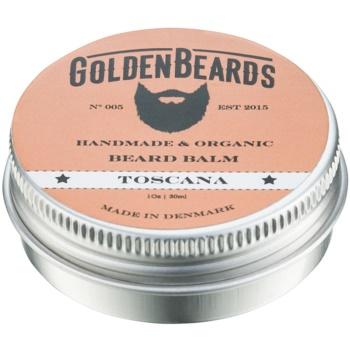 Golden Beards Toscana balsam pentru barba