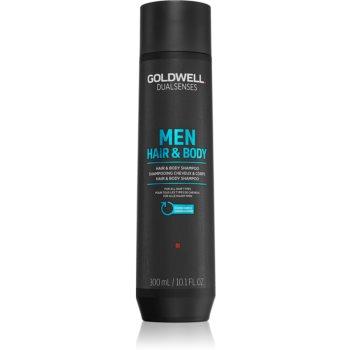 Fotografie Goldwell Dualsenses For Men šampon a sprchový gel 2 v 1 300 ml