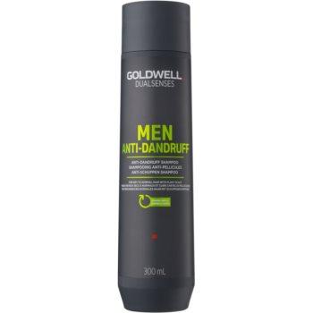 Fotografie Goldwell Dualsenses For Men šampon proti lupům pro muže 300 ml