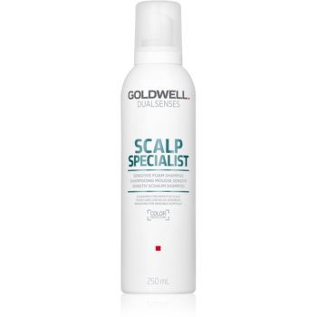 Goldwell Dualsenses Scalp Specialist pěnový šampon pro citlivou pokožku hlavy 250 ml