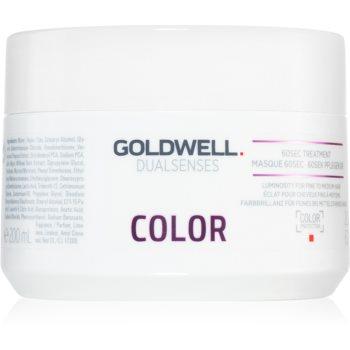 Goldwell Dualsenses Color mascã de regenerare pentru pãr normal, fin ?i vopsit imagine produs