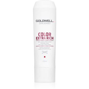 Goldwell Dualsenses Color Extra Rich balsam pentru protec?ia culorii imagine produs