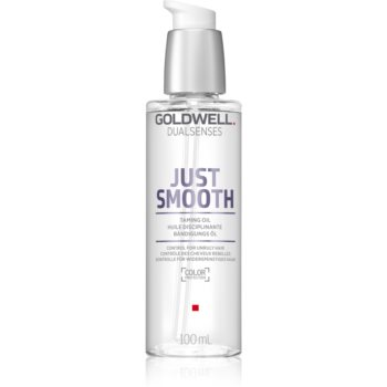 Goldwell Dualsenses Just Smooth ulei pentru par indisciplinat imagine produs