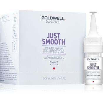 Goldwell Dualsenses Just Smooth ser pentru uniformizare pentru par indisciplinat imagine