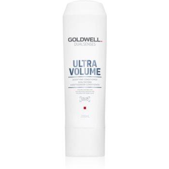 Goldwell Dualsenses Ultra Volume balsam pentru păr fin cu efect de volum poza noua