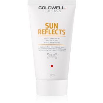 goldwell dualsenses sun reflects masca de par regeneratoare