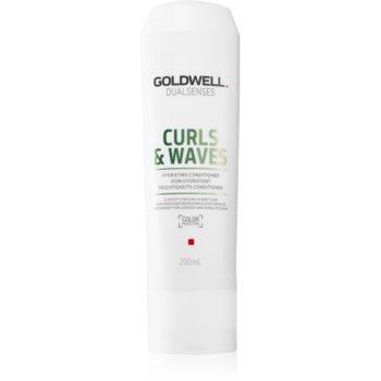 Goldwell Dualsenses Curls & Waves balsam pentru par ondulat si cret imagine