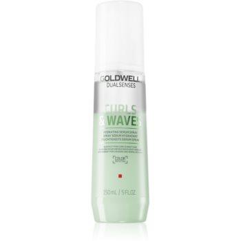 Goldwell Dualsenses Curls & Waves Spray ser fără clătire pentru păr creț