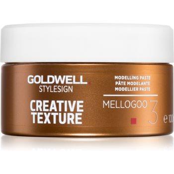 Goldwell StyleSign Creative Texture Mellogoo 3 Modellierende Haarpaste für das Haar 100 ml