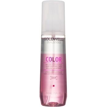 Goldwell Dualsenses Color ser fără clătire pentru strălucirea și protecția părului vopsit  150 ml