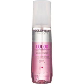 Goldwell Dualsenses Color ser fără clătire pentru strălucirea și protecția părului vopsit