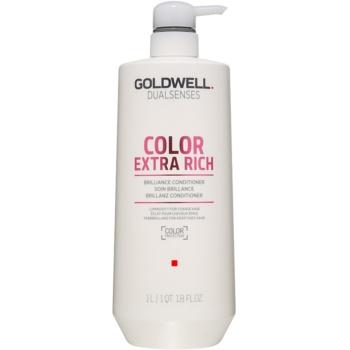Goldwell Dualsenses Color Extra Rich balsam pentru protecția culorii