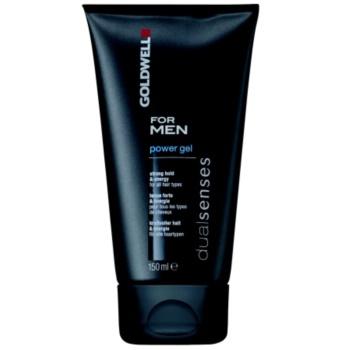 Goldwell Dualsenses For Men gel na vlasy silné zpevnění