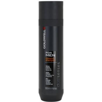 Fotografie Goldwell Dualsenses For Men šampon pro jemné a řídnoucí vlasy 300 ml