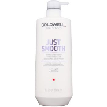 Goldwell Dualsenses Just Smooth balsam pentru netezire pentru par indisciplinat