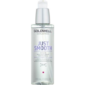 Goldwell Dualsenses Just Smooth ulei pentru par indisciplinat