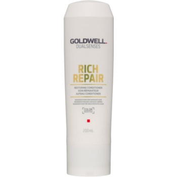 Goldwell Dualsenses Rich Repair balsam pentru regenerare pentru par uscat si deteriorat