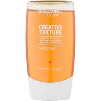 Goldwell StyleSign Creative Texture gel acrilic cu fixare foarte puternica