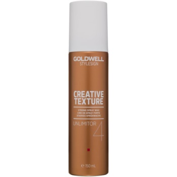 Goldwell StyleSign Creative Texture Unlimitor 4 ceara de par Spray