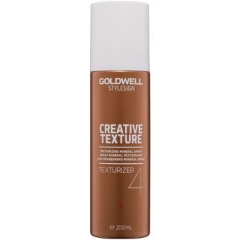 Fotografie Goldwell StyleSign Creative Texture stylingový minerální sprej pro vytvoření textury vlasů 200 ml