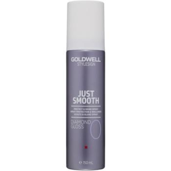 Goldwell StyleSign Just Smooth spray protector pentru un par stralucitor si catifelat