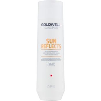 Goldwell Dualsenses Sun Reflects Sampon pentru par si corp. dupa expunerea la soare  250 ml