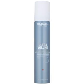 Goldwell StyleSign Ultra Volume spray volumizant pentru uscarea prin suflare și coafatul final al părului