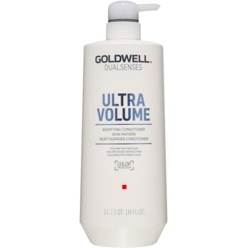 Goldwell Dualsenses Ultra Volume balsam pentru păr fin cu efect de volum