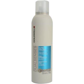 Fotografie Goldwell Dualsenses Ultra Volume sprej pro jemné vlasy 250 ml